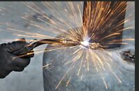 Welding and fabrication services.