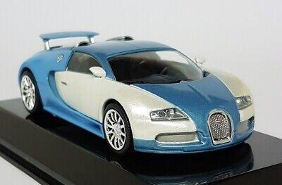 Altaya 1/43 Scale - Bugatti Veyron 16.4 2005 Supercar Diecast Model Car