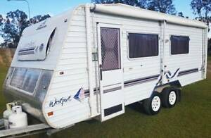 2000 Jayco Westport 20ft Bathroom Gympie Gympie Area Preview