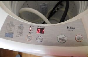 Brand New Haier 1.5Cu.ft portable washer ...can Deliver