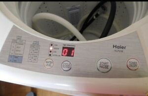 Brand New Haier portable washer 1.46Cu.ft (Hlp23e)..can Deliver