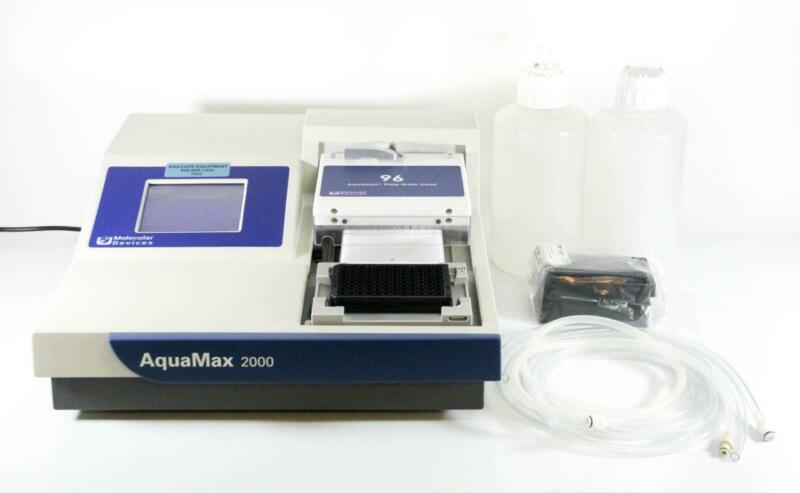 Molecular Devices AquaMax 2000 Microplate Washer 96 Plate Washer Head (7093) R