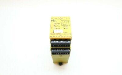Pilz Pnoz X8p Safety Relay 24v-dc