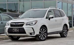 2017 Subaru Forester LIMITED w/EYESIGHT TECHNOLOGY AWD GPS LEATH