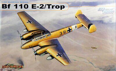 1/32 SEALED CYBER-HOBBY DRAGON MESSERSCHMITT Bf110E-2/TROP 3209