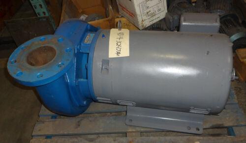G & L Pumps Model 3656 4 x 6 -13 40 HP Baldor Motor