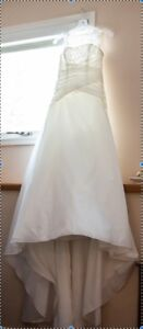 Wedding Dress and Shoes For Sale
