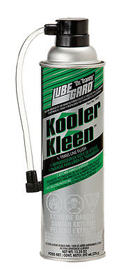 Lubegard 19001 Transmission Kooler Kleen   Solvent Based ALL 51 17