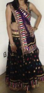Desi Evening Wear - Party Dress - Chanya Choli