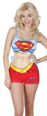 DC Comics Supergirl Anatomical Pajama Set