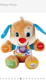 Fisher-Price Laugh & Learn Smart Stages Puppy (new, boxed)