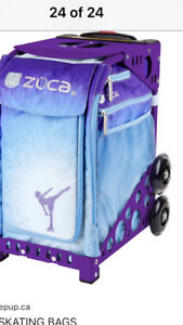 Searching for figure skate bag for my 8 yr old granddaughter