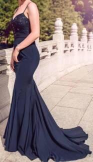 Jadore Navy Formal Dress