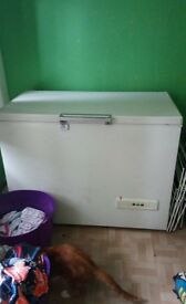 HOTPOINT LARGE CHEST FREEZER FOR SALE
