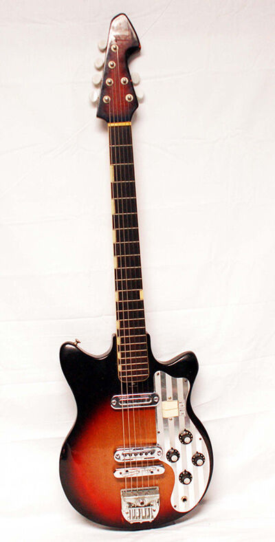 a guide to buying silvertone guitars on ebay ebay. Black Bedroom Furniture Sets. Home Design Ideas