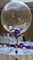 Personalized Bubble balloons for your events any occassion