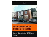 Shop to let Rochdale
