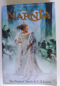 THE CHRONICLES OF NARNIA EN LANGUE ANGLAISE