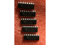5pcs Deal CD4017 CMOS Decade Counter 10 Output x5 Ic Dip16 Uk Stock