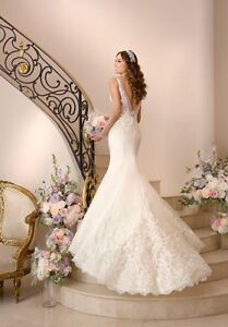 10%-70% off all in-stock dresses at Devotion Bridal Lounge!