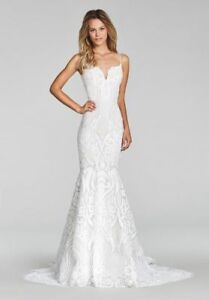Hayley Paige Mermaid Wedding Dress West Gown
