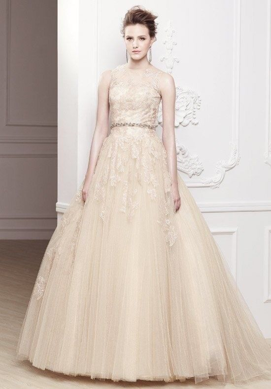 Modeca Olivia M Wedding Dress - Ball Gown Style Size UK 16 to 18 ...