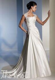 Sophia tolli Martina wedding dress
