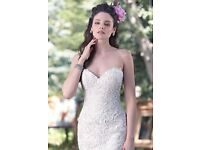 Rare Opportunity to purchase a brand new never worn Maggie Sottero Dress