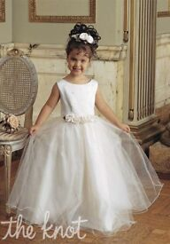 Sweetie Pie Collection Flower Girl / Communion Dress Age 8