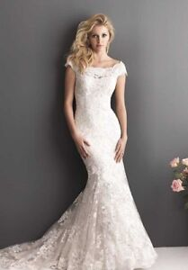 Allure Romance Wedding Gown NWT