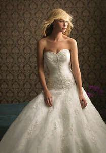Beautiful Allure Wedding Gown