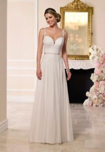 Stunning Stella York Wedding Dress 6216