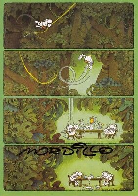 MRDILLO --- original signiert - 6#13