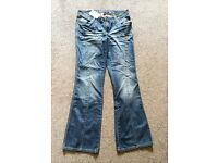 New Woman Stylish Bootcut Jeans size S