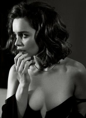 Emilia Clarke 4X6 8X10 11X14 Photo Sexy    Select Size   0015