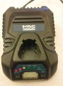 MAC ALLISTER 10.8V POWER SURGE LITHIUM BATTERY CHARGER 100% genuine