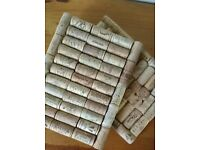 Cork table mats x 2