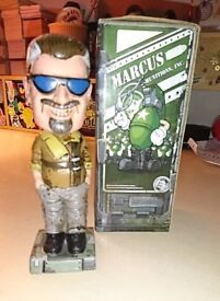 Marcus Munitions Bobblehead - Borderlands - XBOX - PLAYSTATION
