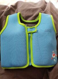 Zoggs body float / jacket