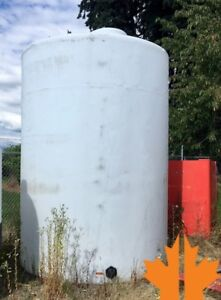 5000 Gallon Premium and Black Storage Tank