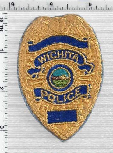 Wichita Falls Police (Kansas) 3rd Issue Cap/Hat Patch