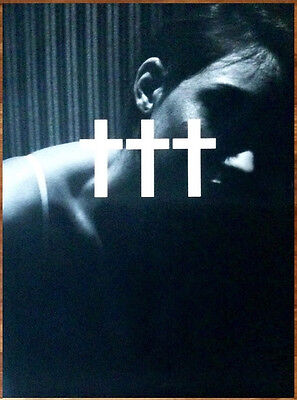 CROSSES ††† Ltd Ed Discontinued Huge RARE Poster +FREE Poster DEFTONES FAR PALMS