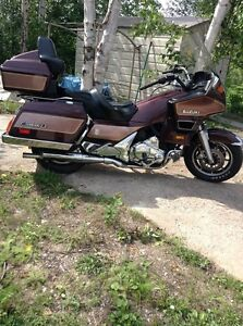 1986 Suzuki Cavalcade LX  - To A Good Mechanic (Or For Parts)