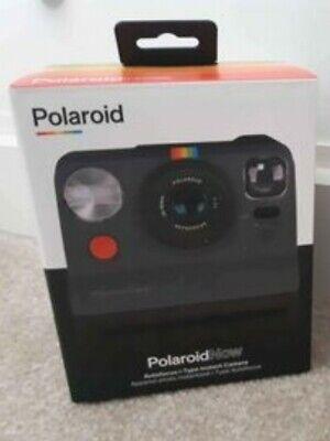 Brand new Polaroid Now I-Type Instant Camera - Black