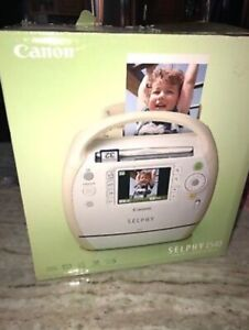 Cannon ES40 Selphy  (NEW) Compact Portable Photo Laser Printer