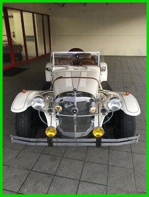 1929 Mercedes-Benz GAZELLE  1929 Used Manual RWD