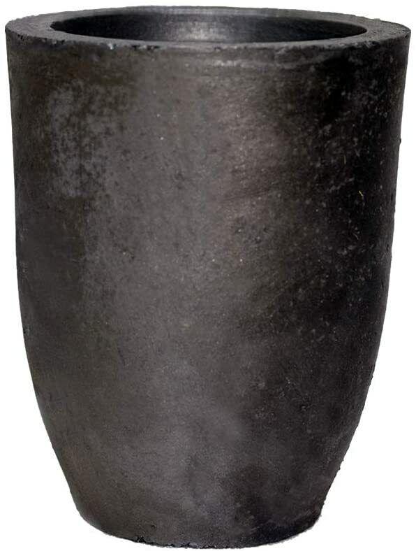 16KG Casting Clay Graphite Crucibles Refining Melting Copper Aluminium Brass ect