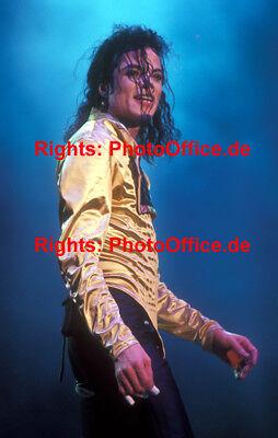 Michael Jackson München 1992, seltenes tolles 30x45cm Konzert Tour Foto Poster