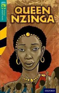 Oxford Reading Tree Treetops Graphic Novels: Level 16: Queen Nzinga by...