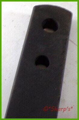 A1821r John Deere A And B Drawbar Genuine Original Usa Nice Clean